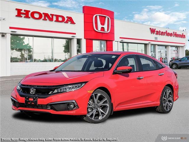 2020 Honda Civic Touring (Stk: H6957) in Waterloo - Image 1 of 23