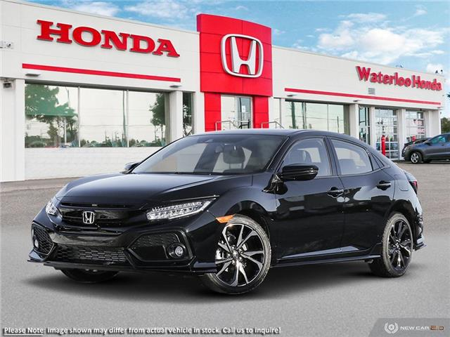 2020 Honda Civic Sport Touring (Stk: H6216) in Waterloo - Image 1 of 23
