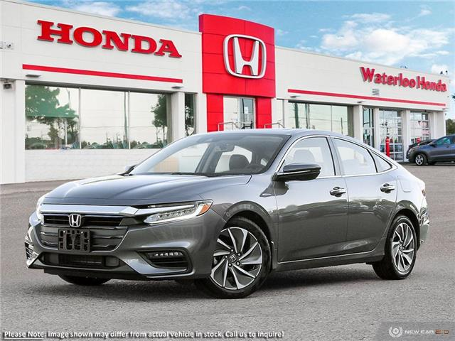 2020 Honda Insight Touring (Stk: H6811) in Waterloo - Image 1 of 23