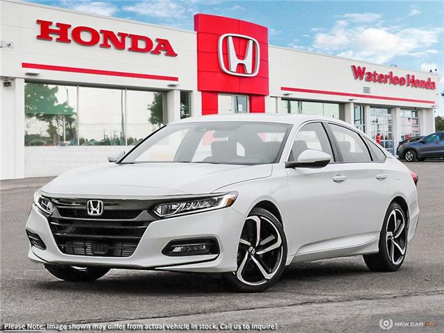 2020 Honda Accord Sport 2.0T (Stk: H6341) in Waterloo - Image 1 of 23