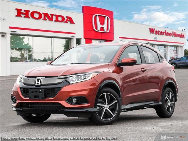 2019 Honda HR-V Sport (Stk: H6357) in Waterloo - Image 1 of 23