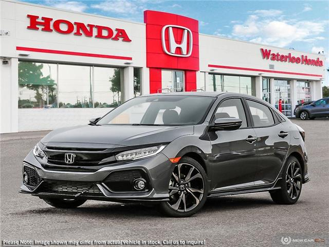 2020 Honda Civic Sport Touring (Stk: H6361) in Waterloo - Image 1 of 23