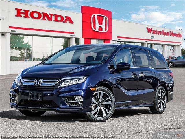 2020 Honda Odyssey Touring (Stk: H6610) in Waterloo - Image 1 of 23