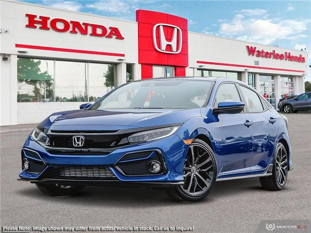 2020 Honda Civic Sport (Stk: H6217) in Waterloo - Image 1 of 23