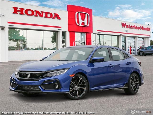 2020 Honda Civic Sport Touring (Stk: H6400) in Waterloo - Image 1 of 23