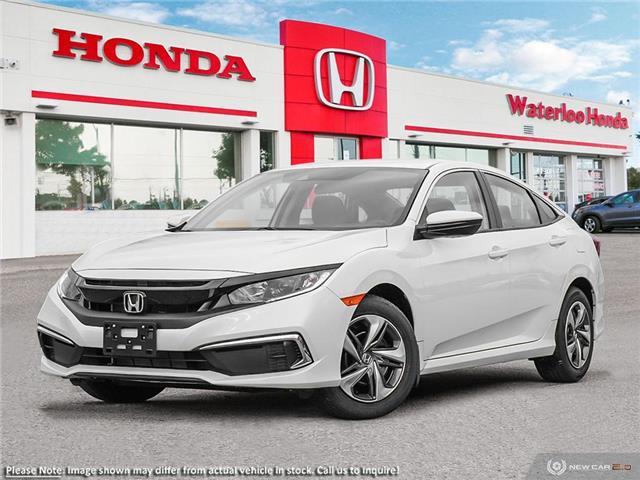 2020 Honda Civic LX (Stk: H6833) in Waterloo - Image 1 of 23