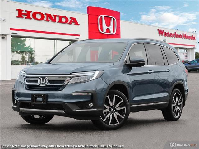 2020 Honda Pilot Touring 8P (Stk: H6207) in Waterloo - Image 1 of 23