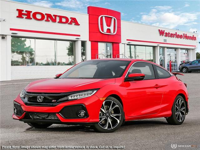 2020 Honda Civic Si Base (Stk: H6917) in Waterloo - Image 1 of 23