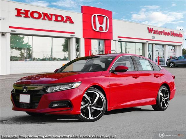 2020 Honda Accord Sport 1.5T (Stk: H6387) in Waterloo - Image 1 of 23