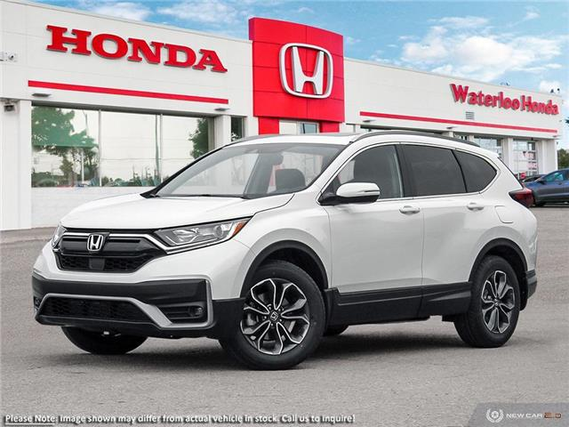 2020 Honda CR-V EX-L (Stk: H6923) in Waterloo - Image 1 of 23