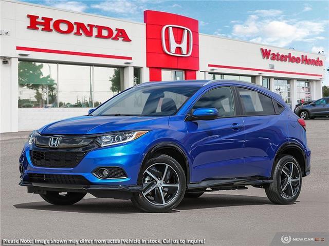 2020 Honda HR-V Sport (Stk: H6863) in Waterloo - Image 1 of 23