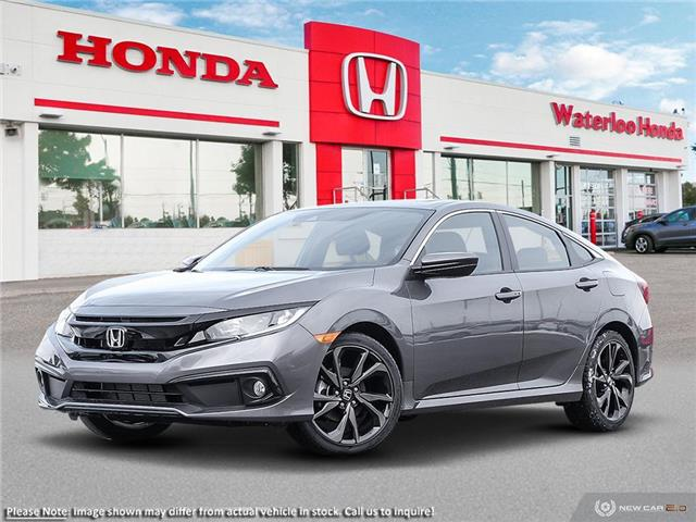 2020 Honda Civic Sport (Stk: H6659) in Waterloo - Image 1 of 23