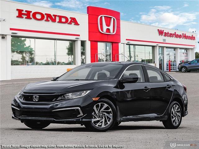 2020 Honda Civic EX (Stk: H6965) in Waterloo - Image 1 of 23
