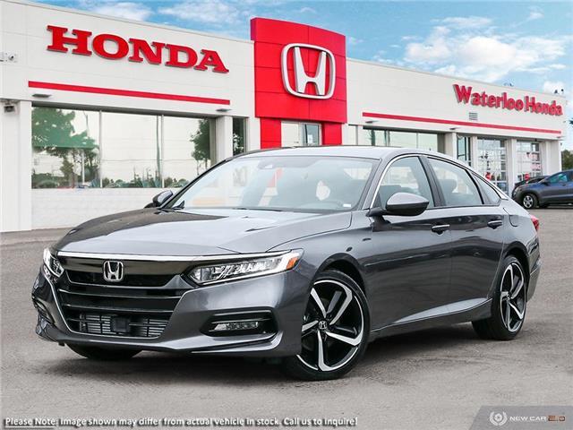 2020 Honda Accord Sport 2.0T (Stk: H6746) in Waterloo - Image 1 of 23