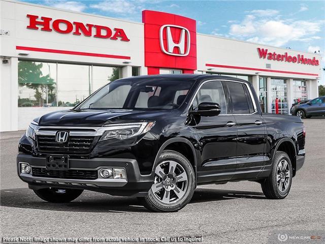 2019 Honda Ridgeline Touring (Stk: H4107) in Waterloo - Image 1 of 23
