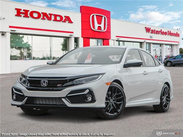 2020 Honda Civic Si Base (Stk: H6191) in Waterloo - Image 1 of 20