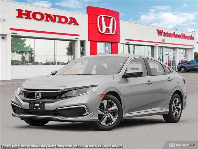 2020 Honda Civic LX (Stk: H6374) in Waterloo - Image 1 of 23