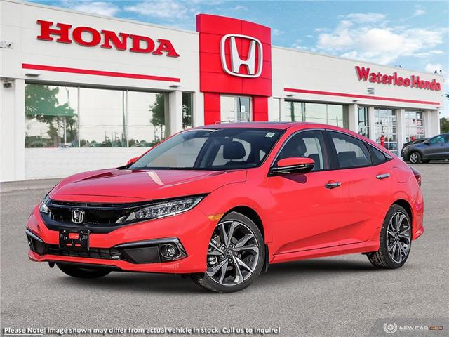 2020 Honda Civic Touring (Stk: H7158) in Waterloo - Image 1 of 23