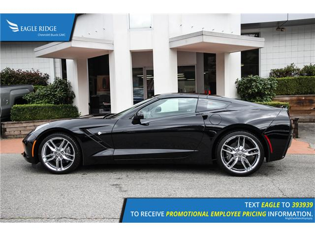 2019 Chevrolet Corvette Stingray (Stk: 93201A) in Coquitlam - Image 3 of 15