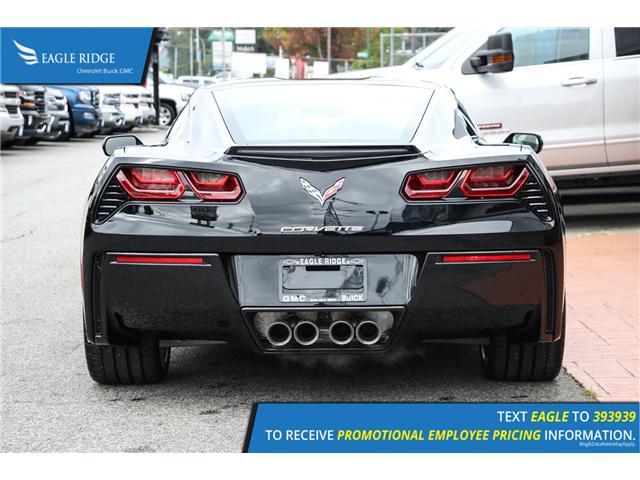 2019 Chevrolet Corvette Stingray (Stk: 93201A) in Coquitlam - Image 6 of 15
