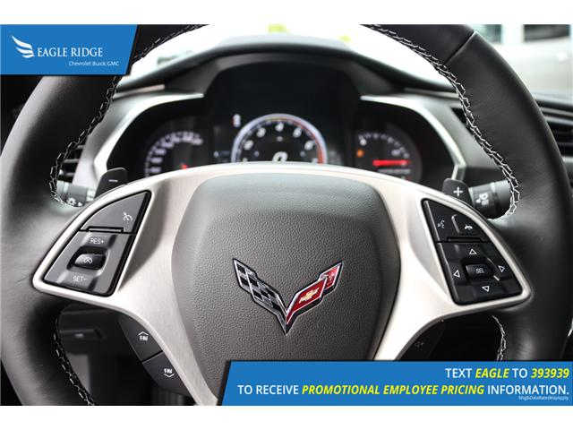 2019 Chevrolet Corvette Stingray (Stk: 93201A) in Coquitlam - Image 12 of 15