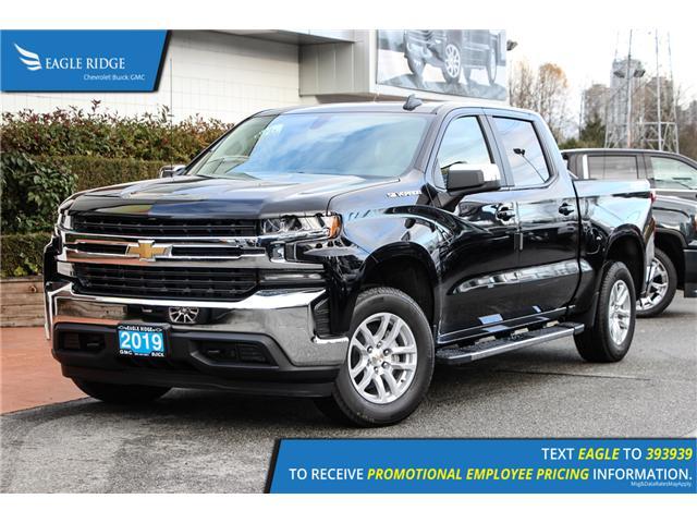 2019 Chevrolet Silverado 1500 LT (Stk: 99202A) in Coquitlam - Image 1 of 18