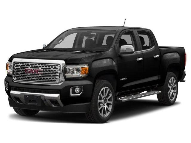 2019 GMC Canyon Denali (Stk: 98013A) in Coquitlam - Image 1 of 10