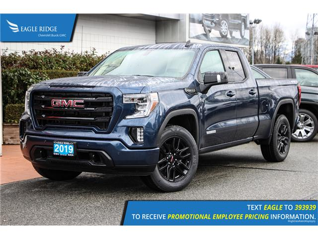 2019 GMC Sierra 1500 Elevation (Stk: 98213A) in Coquitlam - Image 1 of 15