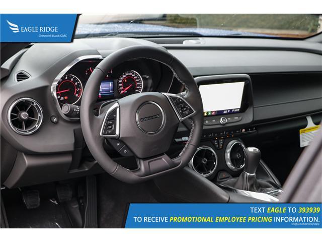 2019 Chevrolet Camaro 3LT (Stk: 93001S) in Coquitlam - Image 9 of 14