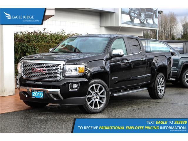 2019 GMC Canyon Denali (Stk: 98010A) in Coquitlam - Image 1 of 18