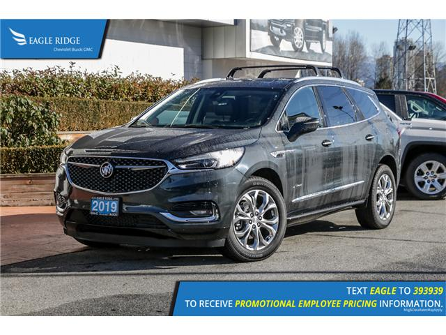 2019 Buick Enclave Avenir (Stk: 97900A) in Coquitlam - Image 1 of 19