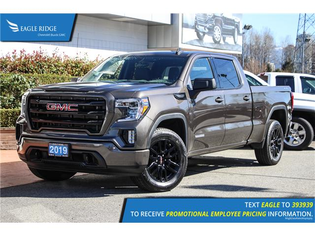 2019 GMC Sierra 1500 Elevation (Stk: 98229A) in Coquitlam - Image 1 of 17