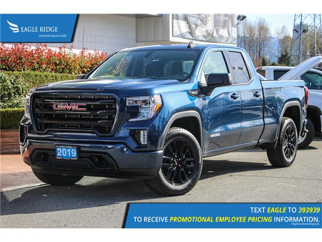 2019 GMC Sierra 1500 Elevation (Stk: 98246A) in Coquitlam - Image 1 of 16