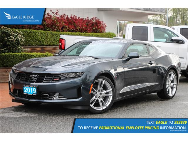 2019 Chevrolet Camaro 2LT (Stk: 93005A) in Coquitlam - Image 1 of 16