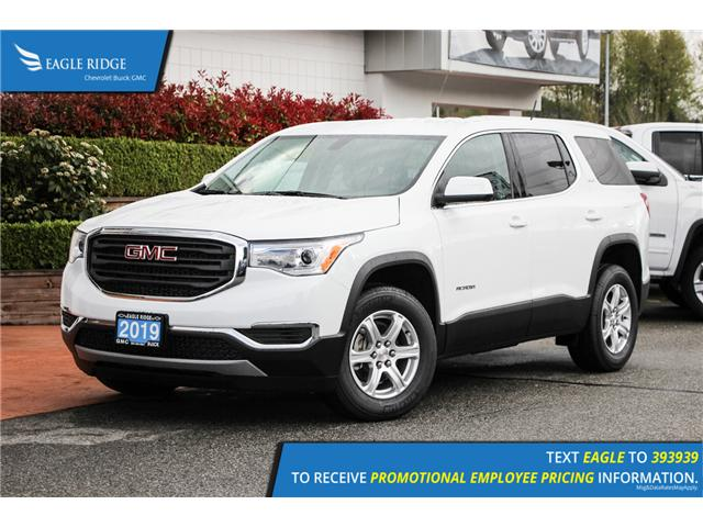 2019 GMC Acadia SLE-1 (Stk: 94207A) in Coquitlam - Image 1 of 17