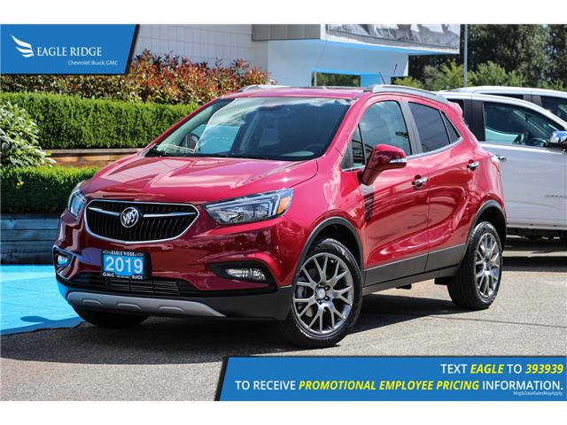 2019 Buick Encore Sport Touring (Stk: 96610A) in Coquitlam - Image 1 of 17