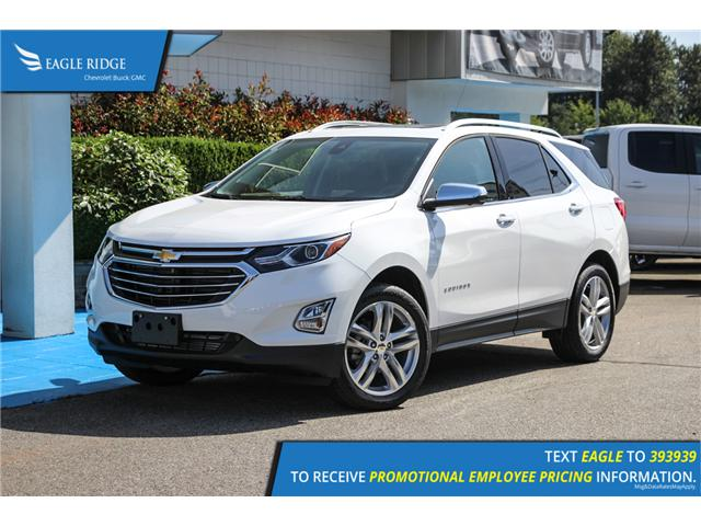 2019 Chevrolet Equinox Premier (Stk: 94629A) in Coquitlam - Image 1 of 18