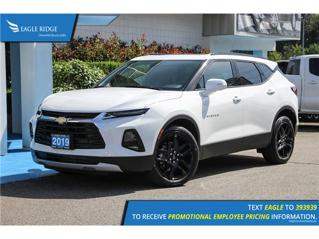 2019 Chevrolet Blazer 3.6 True North (Stk: 95003A) in Coquitlam - Image 1 of 19