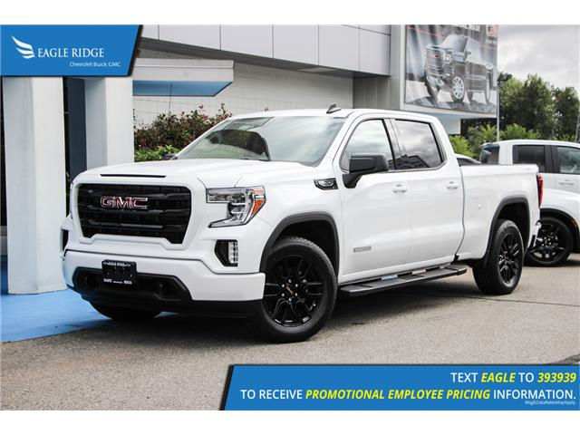 2019 GMC Sierra 1500 Elevation (Stk: 98249A) in Coquitlam - Image 1 of 17