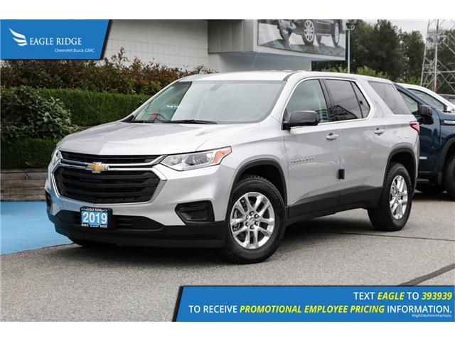 2019 Chevrolet Traverse LS (Stk: 95609A) in Coquitlam - Image 1 of 18