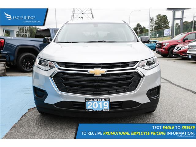 2019 Chevrolet Traverse LS (Stk: 95609A) in Coquitlam - Image 2 of 18