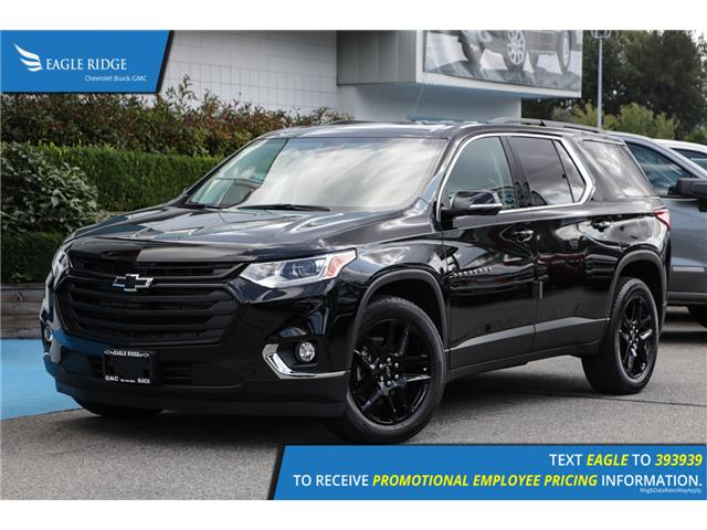2019 Chevrolet Traverse 3LT (Stk: 95614A) in Coquitlam - Image 1 of 20