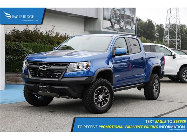 2019 Chevrolet Colorado ZR2 (Stk: 96062A) in Coquitlam - Image 1 of 18