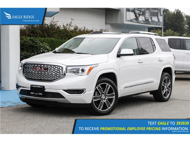 2019 GMC Acadia Denali (Stk: 94209A) in Coquitlam - Image 1 of 20