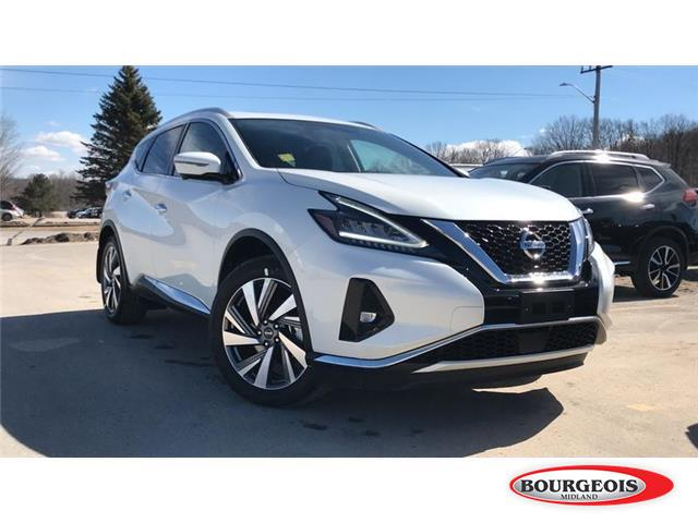 2019 Nissan Murano SL (Stk: 019MR2) in Midland - Image 1 of 3