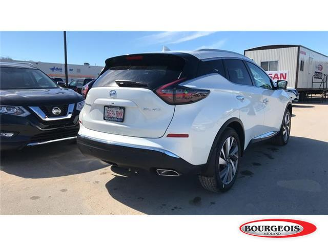 2019 Nissan Murano SL (Stk: 019MR2) in Midland - Image 3 of 3