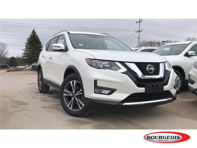 2019 Nissan Rogue SV (Stk: 019RG8) in Midland - Image 1 of 16