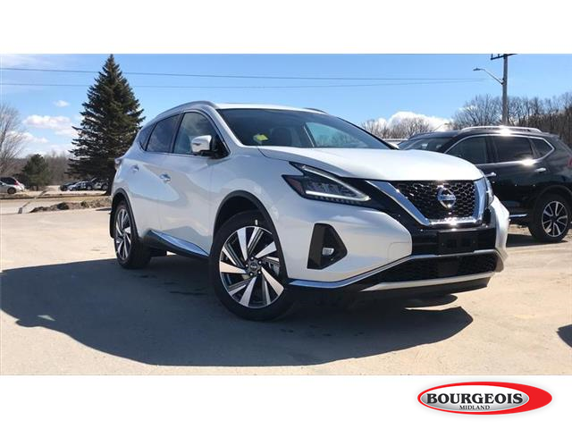 2019 Nissan Murano SL (Stk: 019MR1) in Midland - Image 1 of 15