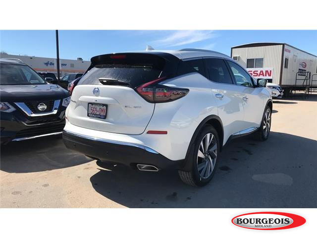 2019 Nissan Murano SL (Stk: 019MR1) in Midland - Image 3 of 15