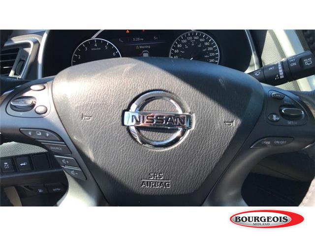 2019 Nissan Murano SL (Stk: 019MR1) in Midland - Image 7 of 15